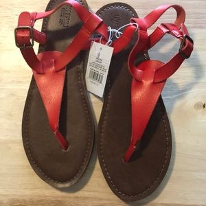NWT Mossimo Sandals size 8